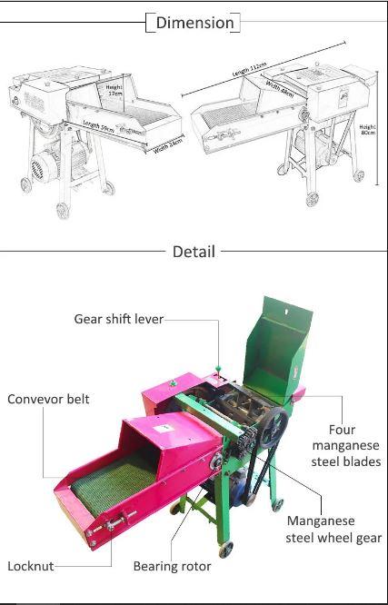 Chaff Cutter Machine (3)